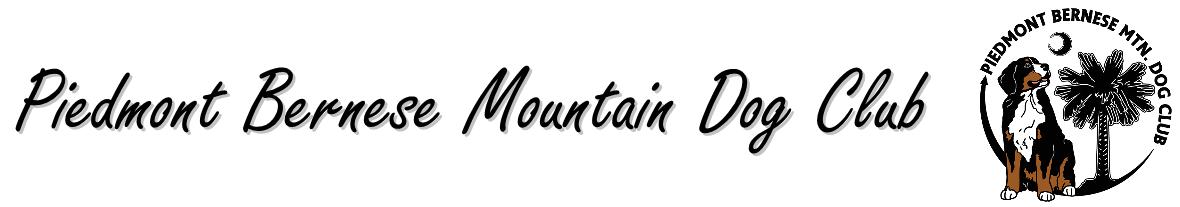 Piedmont Bernese Mountain Dog Club